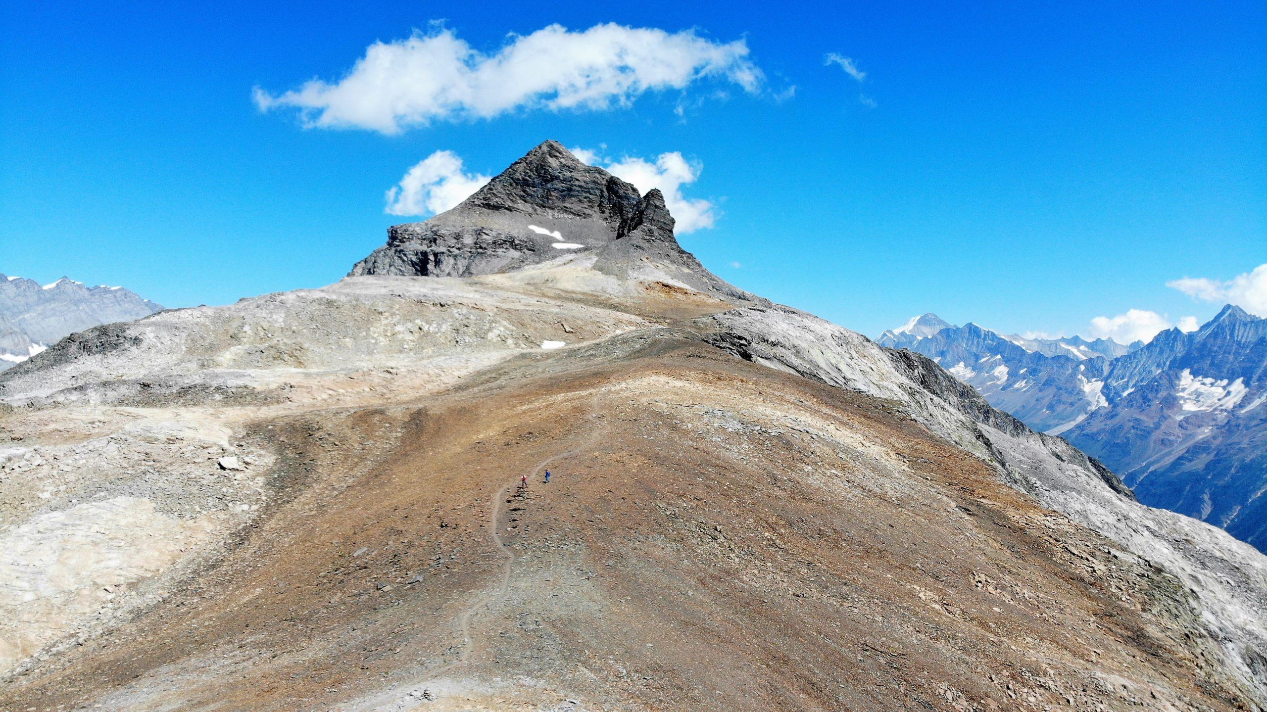 Hochenhorn vom Lötschenpass
